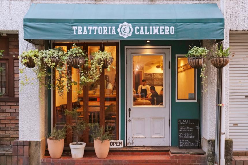 トラットリア カリメロ