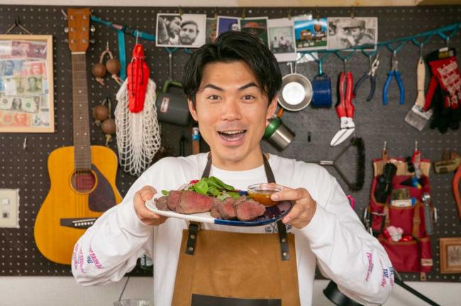 """第1回 脂身の少ない鹿肉をしっとり&やわらかく仕上げる 土鍋&炊飯器で低温調理する""""たけだ流鹿肉のロースト"""""""